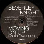 BEVERLEY KNIGHT - Moving On Up (On The Right Side) - 12 inch 45 rpm