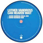 Luther Vandross - Can Heaven Wait - J Records - UK Garage