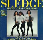 Sister Sledge - All New Full Length Mixes - (DISC 2 ONLY) - New Music International - Soul & Funk
