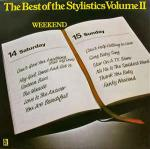 The Stylistics - The Best Of The Stylistics Volume II - Weekend - H & L Records - Soul & Funk