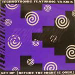 Technotronic & Ya Kid K - Get Up (Before The Night Is Over) - Swanyard Records Ltd - Euro House
