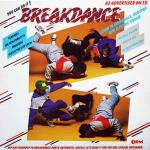 Various & Alex And The City Crew - Breakdance - K-Tel - Hip Hop