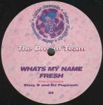 Dream Team, The - Fresh / What\'s My Name - Joker Records - Drum & Bass