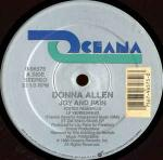 Donna Allen - Joy And Pain - Oceana Records - Disco