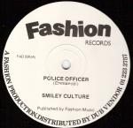 Smiley Culture - Police Officer - Fashion Records - Reggae