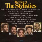 The Stylistics - The Best Of The Stylistics - Avco - Soul & Funk