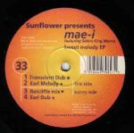 Mae-i & Selina King Murrel - Sweet Melody EP - Sunflower Records  - UK House