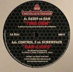 ED209 & DAN & CONTROL Z & SCREWFACE - Ting Dem / Dar-Licks - Maxi 45T