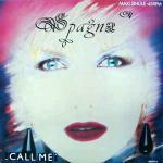 IVANA SPAGNA - Call Me - Maxi 45T