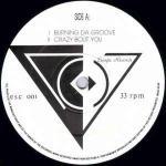 THE GENESIS - Burning Da Groove - Maxi 45T