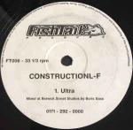 BORIS SASS - ConstructionL-F - 12 inch 45 rpm