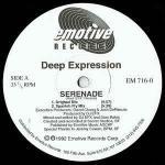 DEEP EXPRESSION - Serenade - Maxi 45T