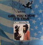 Milli Vanilli - Girl You Know It's True - Cooltempo - Soul & Funk