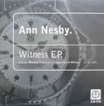 Ann Nesby - Witness EP - AM:PM - US House