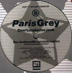 Paris Grey - Don\'t Make Me Jack - Btech - Chicago House
