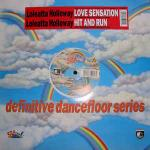 Loleatta Holloway - Love Sensation / Hit And Run - Salsoul Records - Disco