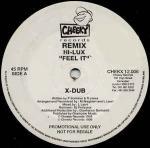 HI-LUX - Feel It (DJ Professor Remixes) - 12 inch 45 rpm