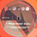 DJ Zinc - Steppin Stones / South Pacific - Bingo Beats - Drum & Bass