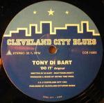 TONY DI BART - Do It - Maxi 45T
