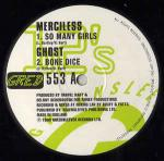 Merciless & Ghost & Annex Productions - So Many Girls - Greensleeves Records - Reggae