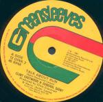 Clint Eastwood And General Saint - Talk About Run / Healing In The Balmyard - Greensleeves Records - Reggae