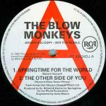 THE BLOW MONKEYS - Springtime For The World - Maxi 45T