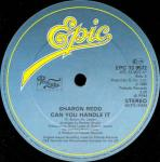 Sharon Redd - Can You Handle It - Epic - Disco