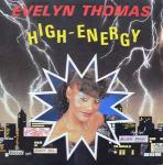 Evelyn Thomas - High Energy - Record Shack Records - Disco