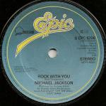 Michael Jackson - Rock With You - Epic - Soul & Funk