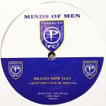 MINDS OF MEN - Brand New Day - Maxi 45T x 2