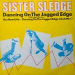 Sister Sledge - Dancing On The Jagged Edge - Atlantic - Disco