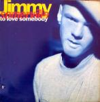 Jimmy Somerville - To Love Somebody - London Records - Synth Pop