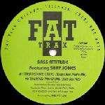 BASS ATTITUDE - Treated Me Cruel - 12 inch 45 rpm