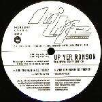 Up Yer Ronson - Are You Gonna Be There? - Hi Life Recordings - Progressive