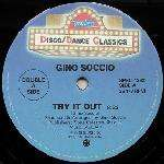 Gino Soccio - Try It Out - Unidisc - Disco