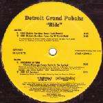 Detroit Grand Pubahs - Ride - Jive Electro - US House