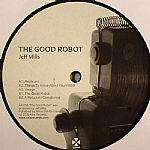 Jeff Mills - The Good Robot - includes picture brochure! - Axis - Detroit Techno
