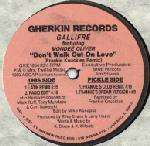 Gallifré & Mondeé Oliver - Don't Walk Out On Love (Frankie Knuckles Remix) - Gherkin Records - Chicago House