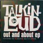 Perception & K-Creative, The - Out And About EP - Talkin' Loud - Acid Jazz