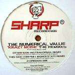 NUMERICAL VALUE, THE - Krazy Noise - Maxi 45T