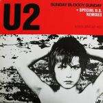 U2 - Sunday Bloody Sunday - Island Records - Disco