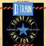 D-Train - You're The One For Me - Prelude Records - Disco
