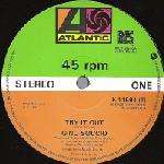 Gino Soccio - Try It Out - Atlantic - Disco