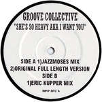 Groove Collective - She\'s So Heavy aka I Want You - Giant Step - US House