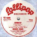 Ronnie Jones - Groovin' / Me&myself