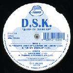 DSK - Queen Of Clubs EP - Jack Pot Records - Deep House