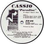 Cassio Ware - Paradise - Perfect Pair Records - US House